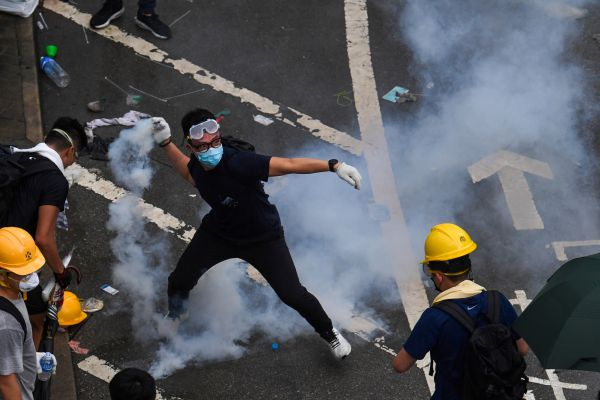 Hong Kong's Rage and Tears: Its People Explain