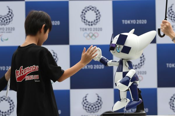 Japan Amps Up the Tokyo 2020 Olympics Cuteness
