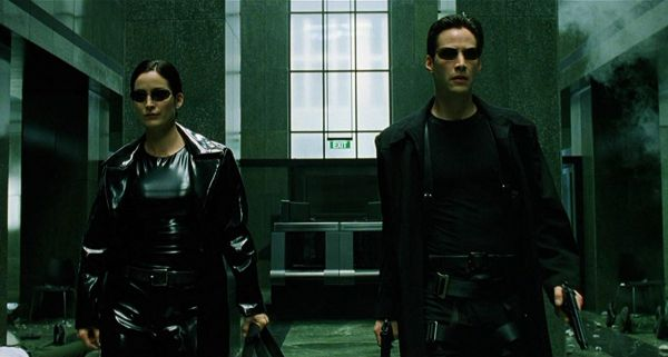 "Are You Ready to Re-Enter ""The Matrix""?"