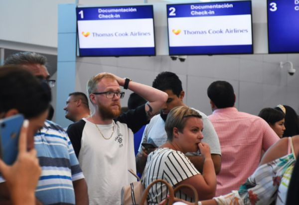 Here's Why Hundreds of Thousands of Holidaymakers are Stranded