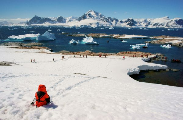 Five Volunteers to Join Scientific Research Mission to Antarctica