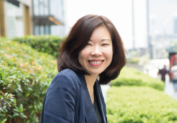 Portraits: Lai Pei Si