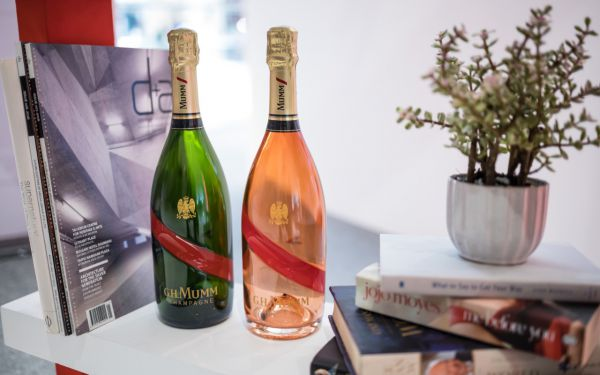 This World Renowned Champagne Has Received a Makeover