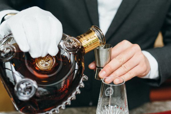 Your Access to a Private Club With LOUIS XIII's Smart Decanter