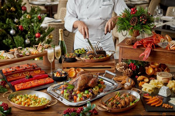 Have a Jolly Christmas with St Regis Kuala Lumpur