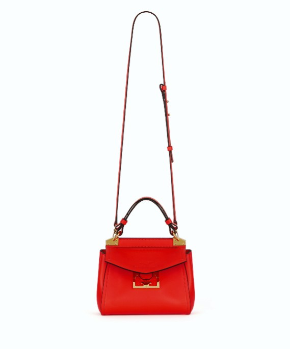 red handbag by Givenchy