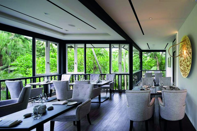 corner house is one of the best places to propose in singapore