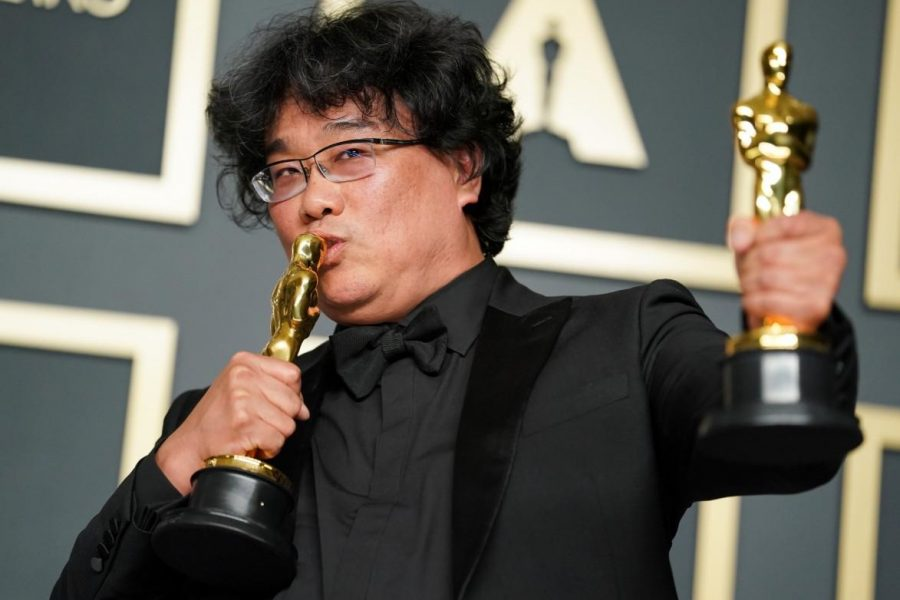 Twitter Reactions as Parasite Makes History at the Oscars