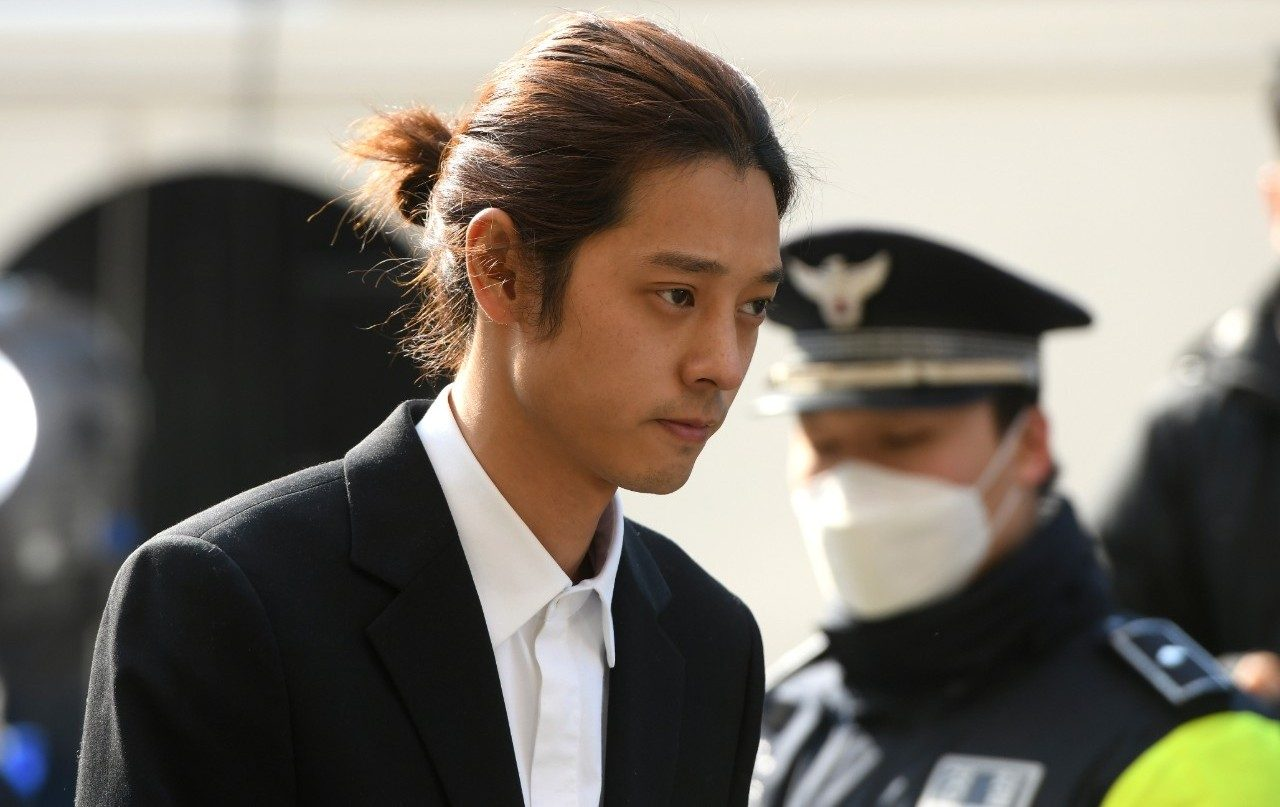 Former K-pop Stars Received Reduced Jail Terms for Sex Crimes