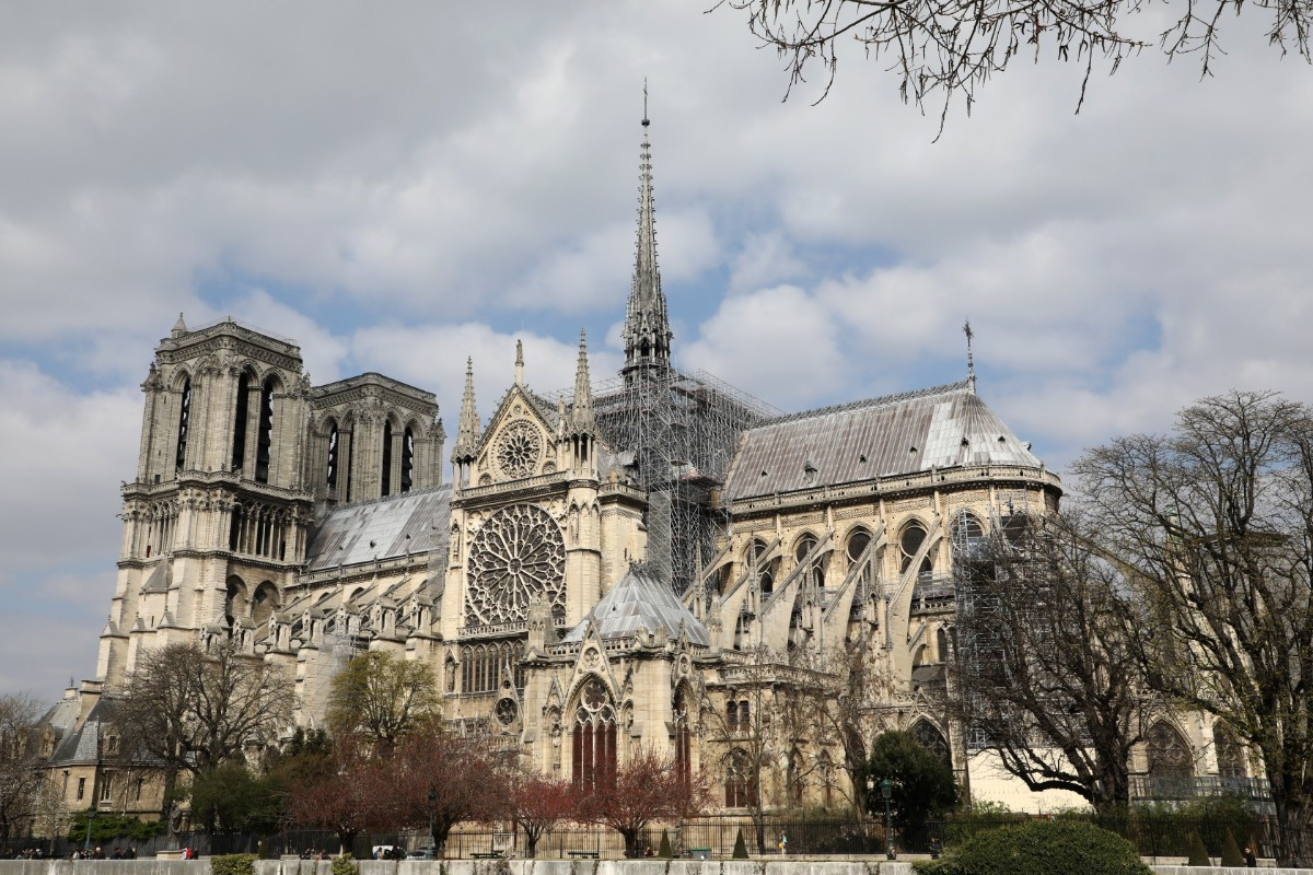 How You Can Tour Notre-Dame Cathedral After the Devastating April 2019 Fire