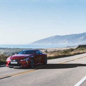 What's Behind The Remastered Lexus LC 500
