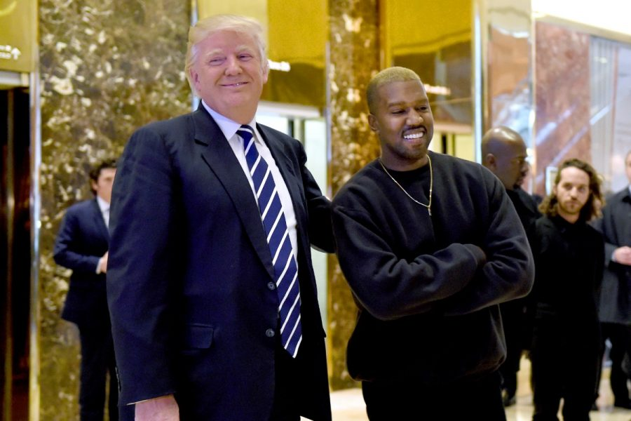 West vs. Trump: Kanye West Is Running For President