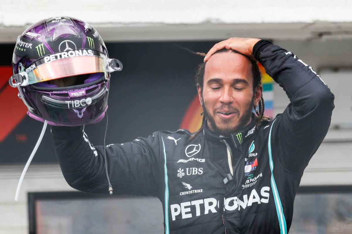 Lewis Hamilton Claims Top Spot In Hungarian Grand Prix