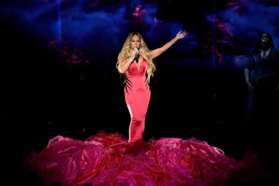 Mariah Carey Celebrates 30 Years Of Music With Debut Memoir