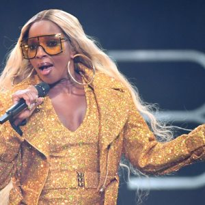 Now You Can Drink Rapper Mary J. Blige's New Wine Sun Goddess