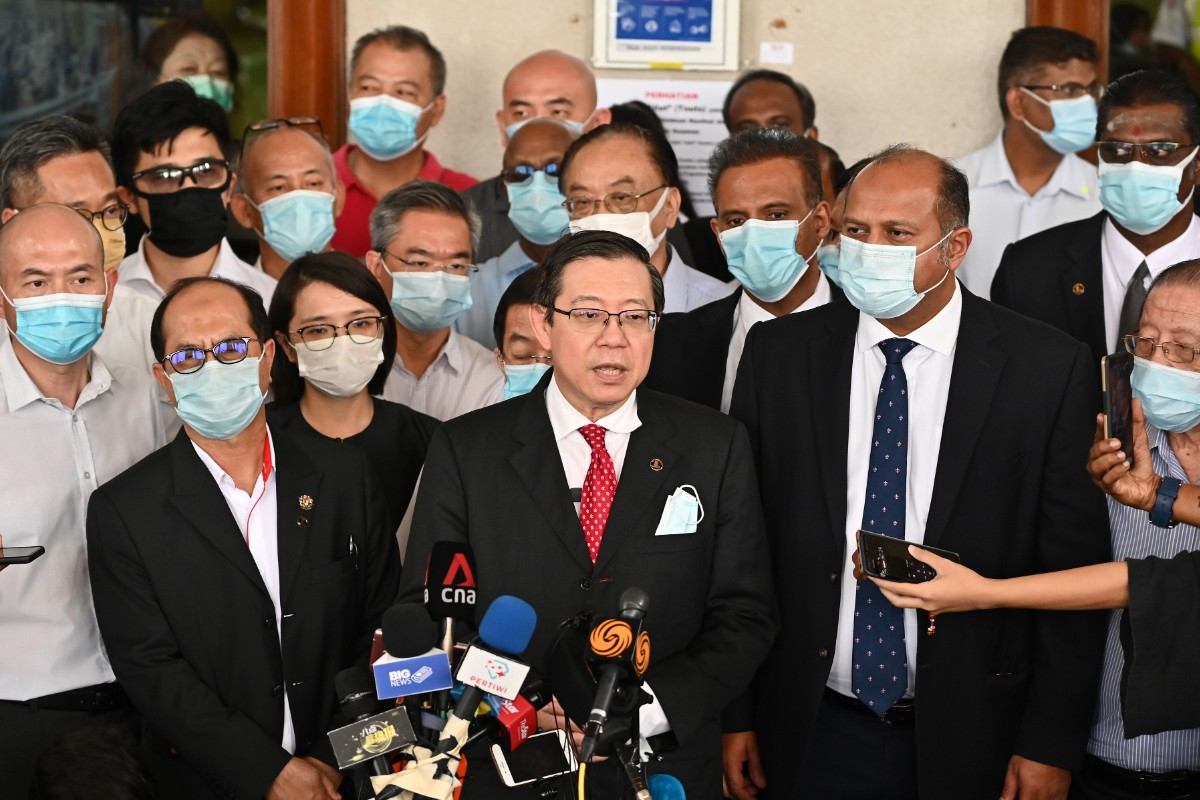 Lim Guan Eng And Wife Plead Not Guilty To Corruption