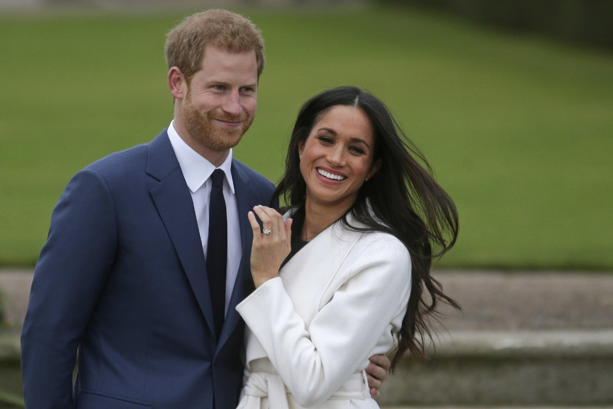 Prince Harry and Meghan Split With Royal Family Revealed In New Book