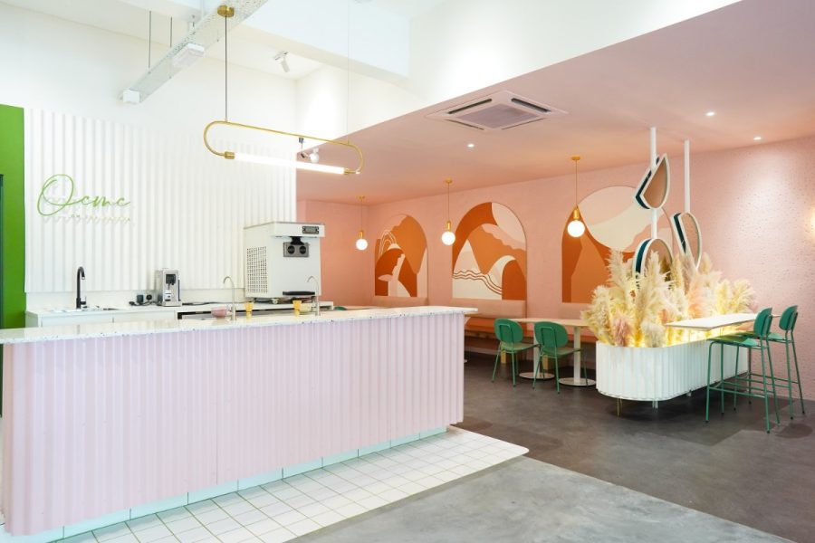 This New Instagrammable Matcha Cafe Has Healthy Options For Everyone