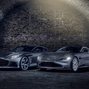 Aston Martin Is Releasing Two New Cars Inspired By James Bond