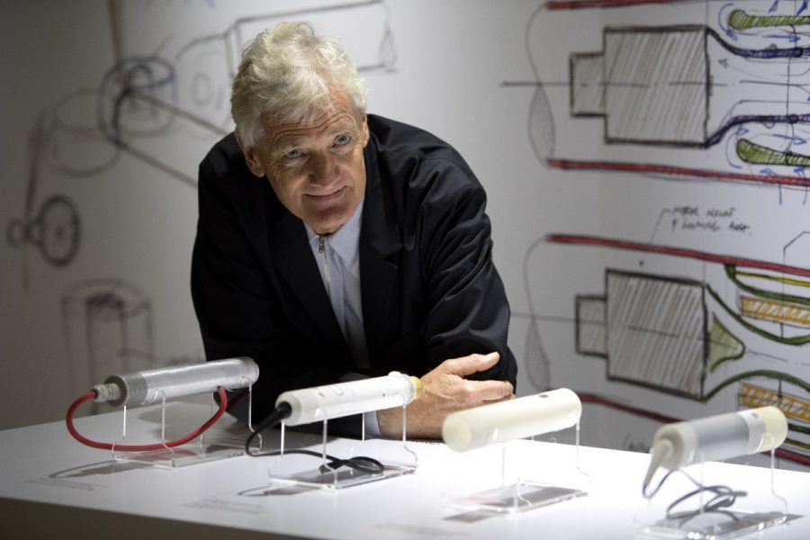 Inventor And Designer James Dyson Sells Luxury Singapore Penthouse