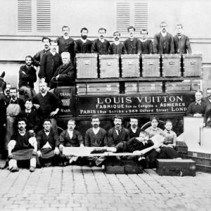 Historical Louis Vuitton Trunks Are Up For Sale In A Christie's Auction