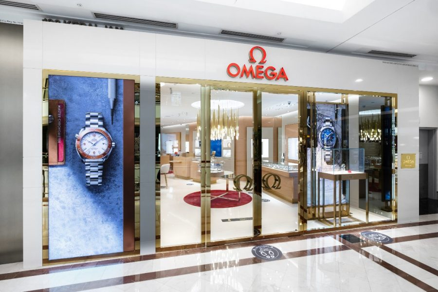View All The Latest OMEGA Watches At A New KLCC Boutique