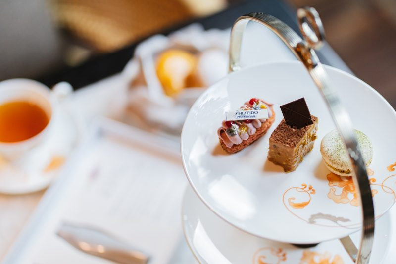 In The Spirit Of New Year, Enjoy A Delightful Afternoon Tea Of Sublime Flavours