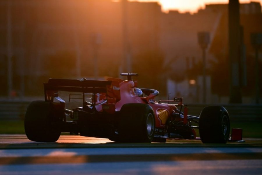Sebastian Vettel: Singing His Way Off The Track