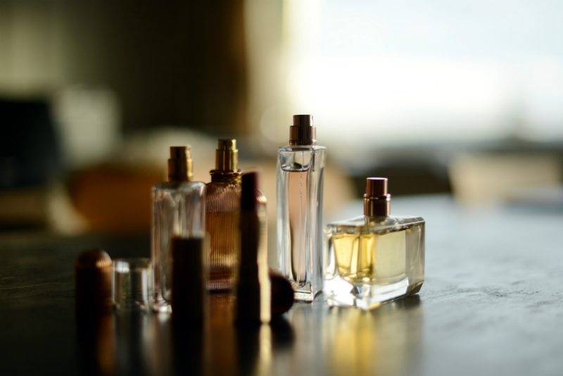 Better than a Green Accord: Refillable Perfumes