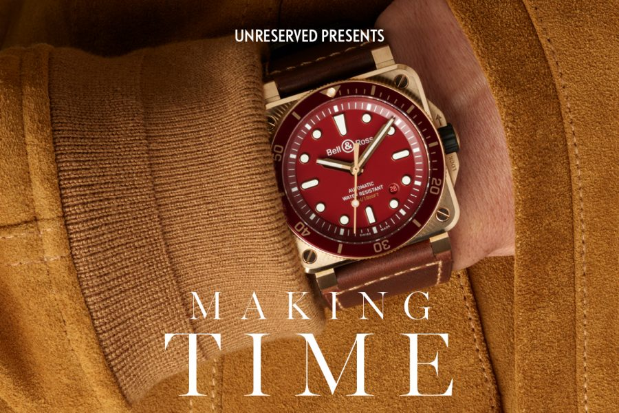Making Time: Classic Timepieces For The Gentleman