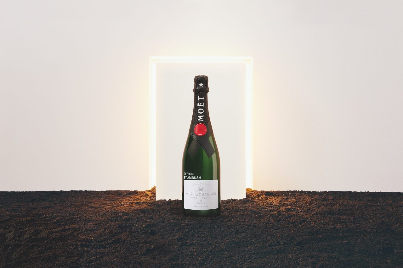 Moët & Chandon X Ambush: Designing New Sparkle!