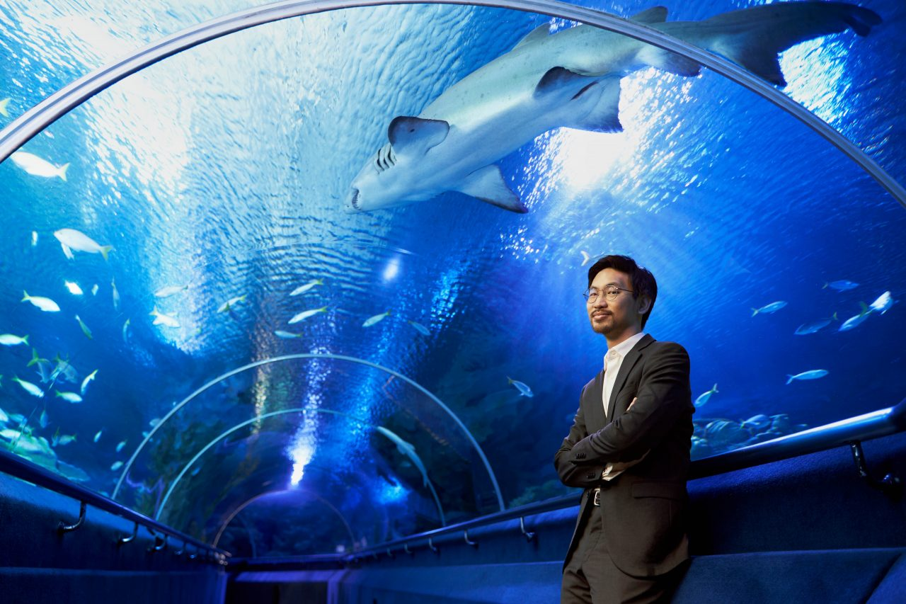 Dive into Compassion with Daryl Foong, Executive Director of Aquaria KLCC