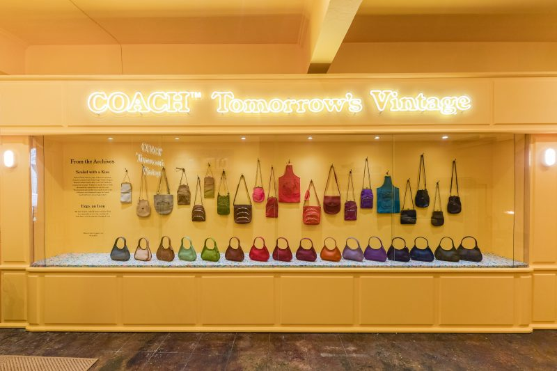 Coach's Tomorrow Vintage Store: A Journey Through Time and Style